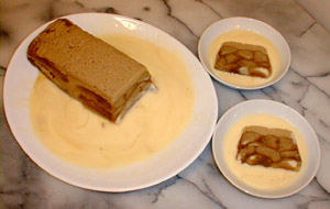 Pudding colombien